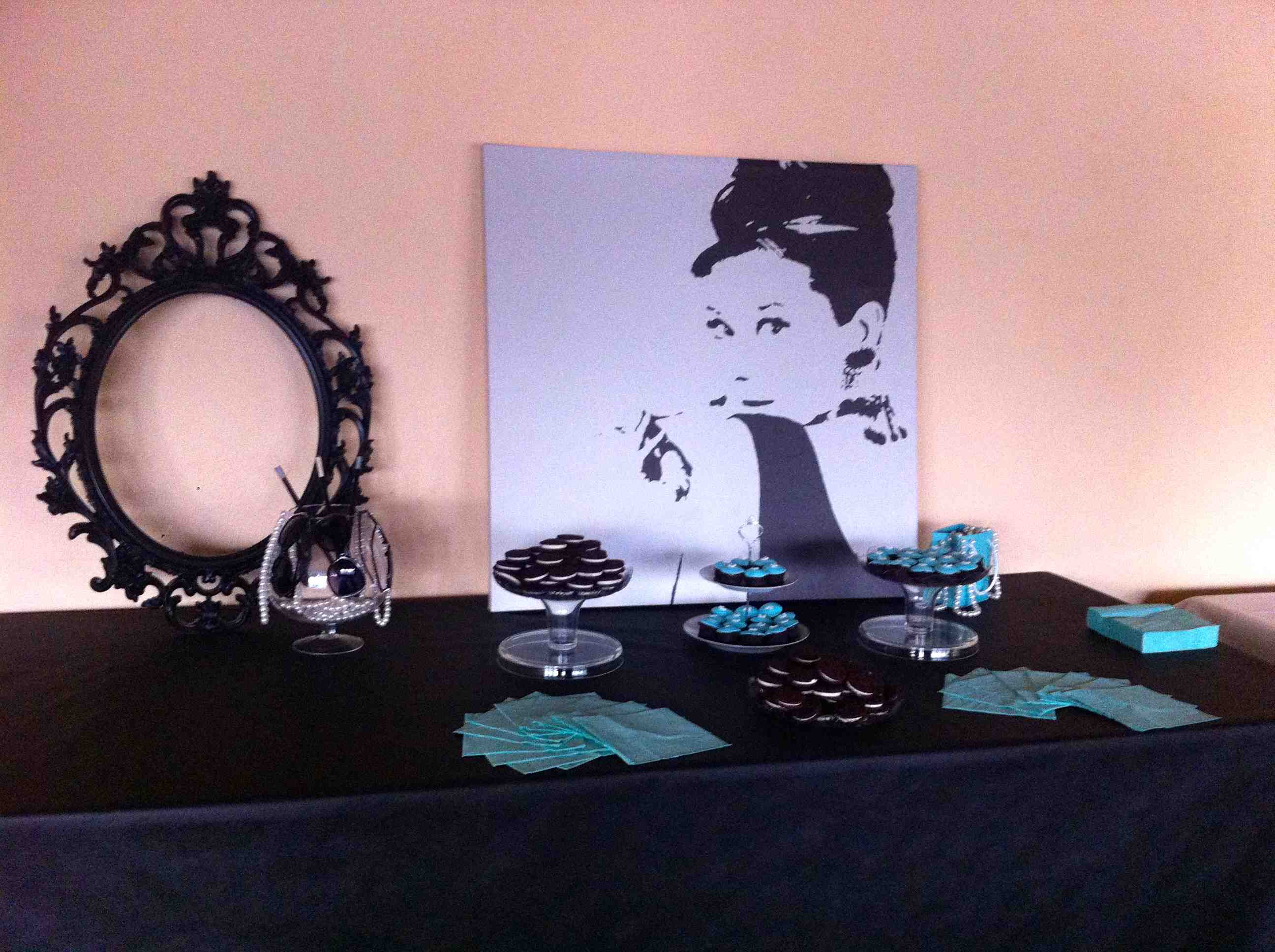 Preferenza Breakfast at Tiffany's 18th Birthday Party | Le Jour du Oui JM05